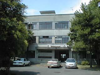 旧本館の写真